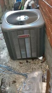 Get a new AC plus installation for 2100 call today 6478286789