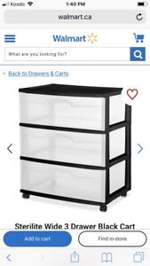 Looking for some storage drawers
