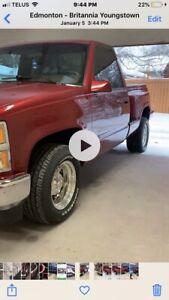 Chevrolet Silverado Stepside