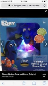 Dory talking room glow