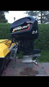 MERCURY 2.5 LITRE EFI 280HP OFFSHORE