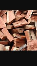 Firewood seasoned split dry delivered anywhere on coast Warnervale Wyong Area Preview
