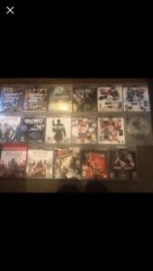 PS3 games, good condition