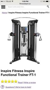 Inspire FT1 Functional Trainer Great Deal!