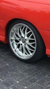 "19"" Speedy Cheetah wheels Commodore vz vy vu Erskine Park Penrith Area Preview"