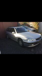 Peugeot 406 2003 wagon Roxburgh Park Hume Area Preview
