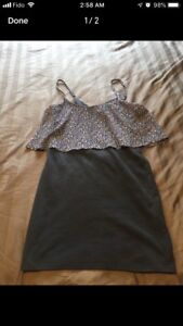 American Eagle dress extra small