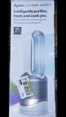 Dyson Pure Hot Cool Link Air Purifier   Wifi Enabled Sealed Hp02