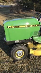 Looking for John Deere chrome hub caps