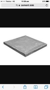 Wanted: concrete slabs free Meadow Springs Mandurah Area Preview