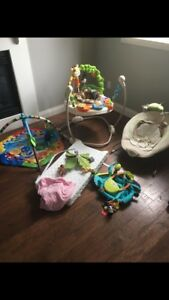 Everything for Baby!