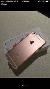 Iphone 6s 16gb rose gold Bankstown Bankstown Area Preview