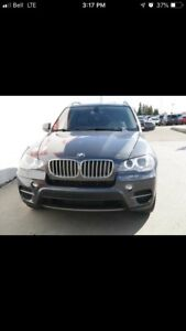2012 BMW X5 35D DIESEL FULLY LOADED