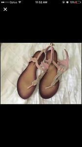 Pink sandals Cairns Cairns City Preview