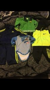 3-6 month old boy clothes
