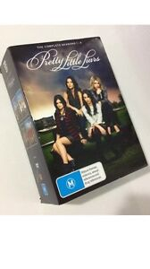 Pretty Little Liars season 1-4 box set Warners Bay Lake Macquarie Area Preview