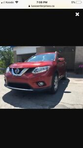 2014 Nissan rouge