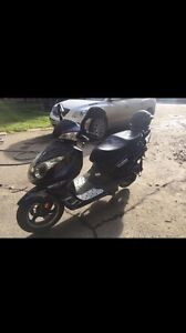 2009 Falcon Moped Great condition!