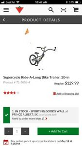 Supercycle ride a long