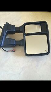Ford F-350 fully loaded mirror