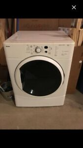 kenmore dryer for parts only