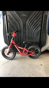 Specialized strider type bike