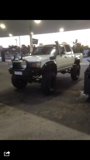 1992 Toyota Hilux - Custom - One of a kind 4WD Campbelltown Campbelltown Area Preview