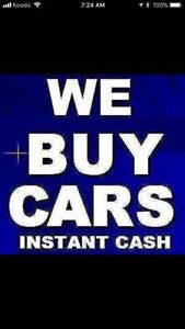 ☎️CASH 4 CARS☎️WE BUY ALL SCRAP USED CARS 4 TOP DOLLAR! CALL NOW