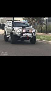 2008 SR Toyota Hilux Tumut Tumut Area Preview