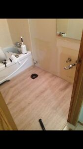 Hardwood, laminated, engineers, vinyl flooring installing  Strathcona County Edmonton Area image 3