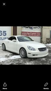 Lexus sc430 Right Hand drive with safety or best offer