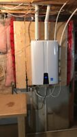 Hot Water - tank or tankless