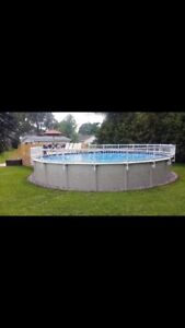 Looking for pool fence