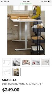 IKEA Sit/Stand Desk new in the box