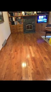 Hardwood, laminated, engineers, vinyl flooring installing  Strathcona County Edmonton Area image 8