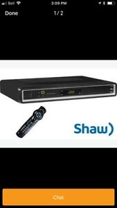 Shaw Cable Boxs