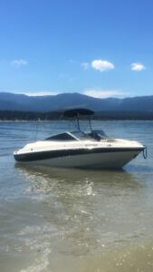 2007 Azure 19ft bow rider *reduced*