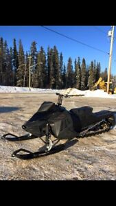 Skidoo summit 600