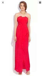 Truese formal dress raspberry 10
