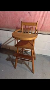 Antique High Chairs Buy Or Sell Feeding Amp High Chairs In