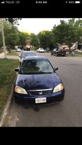 Honda Civic 2002 Automatic