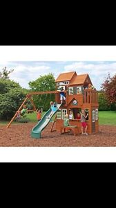 Swing sets/ play structures on sale!!