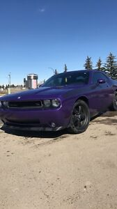 2010 Plum crazy purple Dodge Challenger R/T