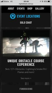 Wanted: Night Attack GC 2017