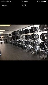 Unauthorized wheel and tire warehouse 90 no payments no interest