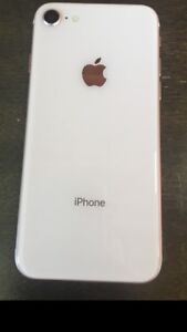 Bell iPhone8 Gold