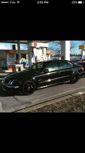 2004 Mercedes E55 AMG showroom condition