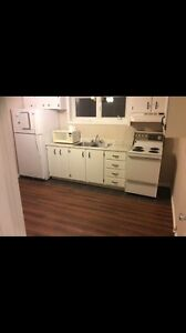 East End basement apartment-Internet and hot water included.