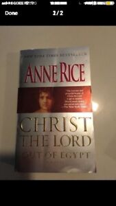 Christ The Lord - Anne Rice