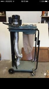 Delta woodworking dust collector